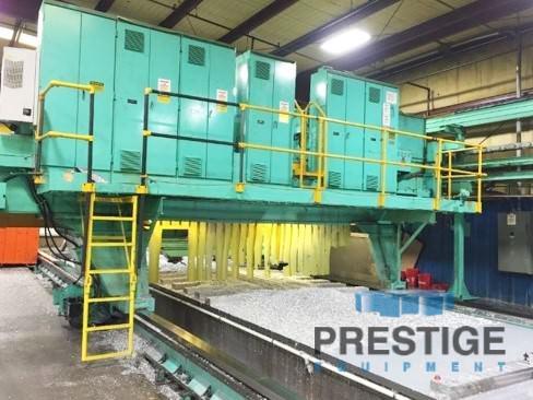 Cincinnati 5-Axis 3-Spindle CNC Gantry Mill -30126a