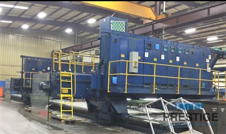 Cincinnati 5-Axis 3-Spindle CNC Gantry Mill -30127a