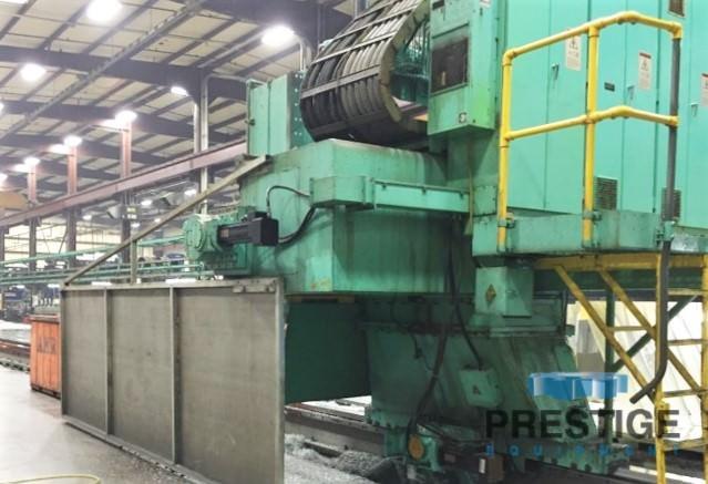 Cincinnati 5-Axis 3-Spindle CNC Gantry Mill -30132a