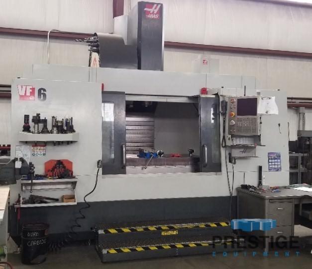 Haas-VF-6-50-CNC-Vertical-Machining-Center