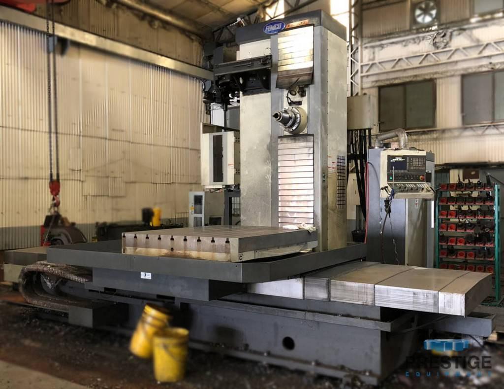 Femco-BMC-110T3-4.33-CNC-Table-Type-Horizontal-Boring-Mill