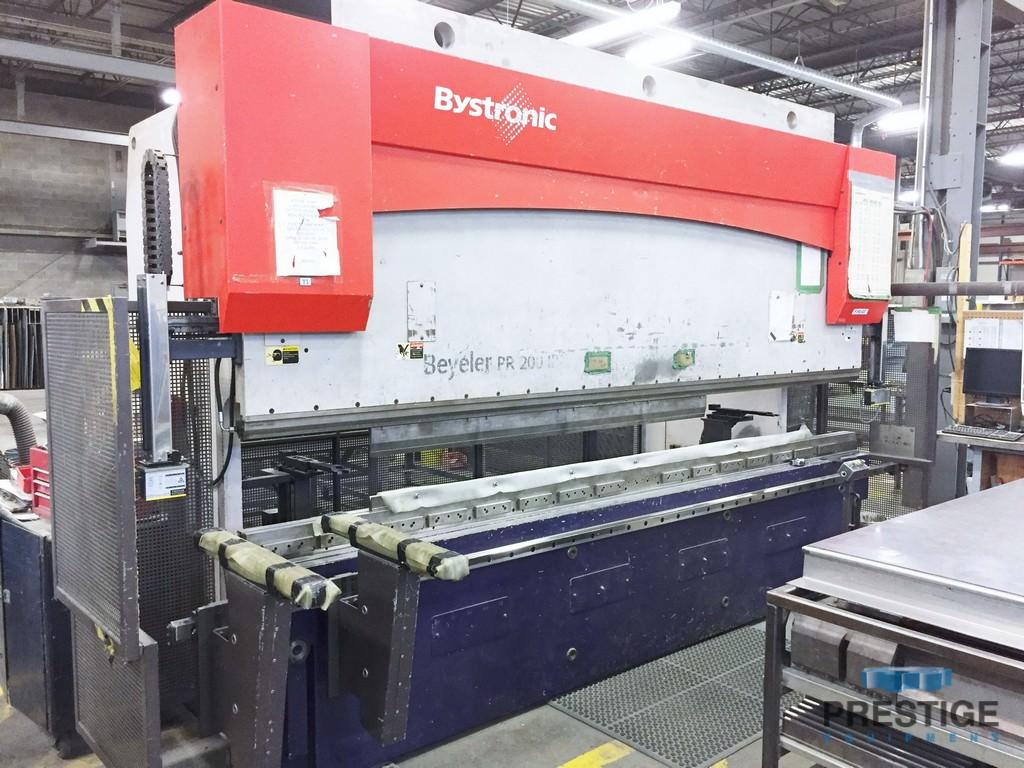 Bystronic-PR200x4100-220-Ton-8-Axis-CNC-Hydraulic-Press-Brake