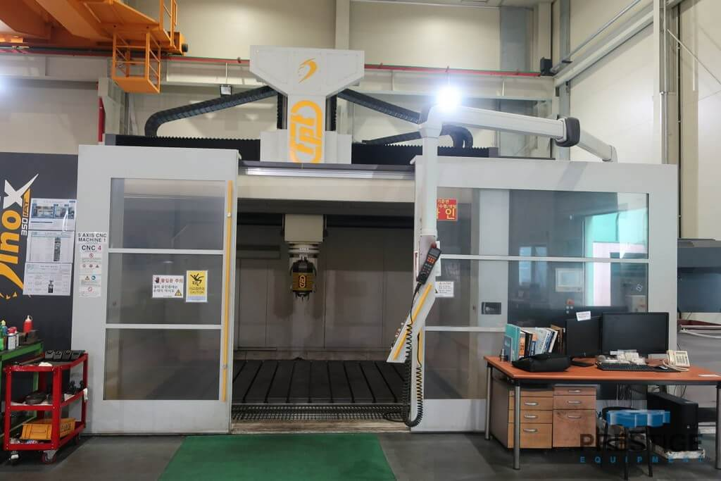 FPT-DinoX-350-5-Axis-CNC-Gantry-Milling-Machine
