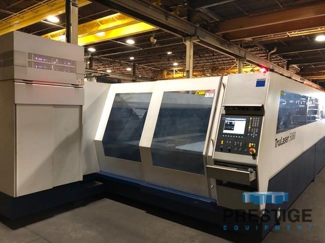 Trumpf-5000-Watt-TruLaser-5060-CNC-Laser-Cutting-System