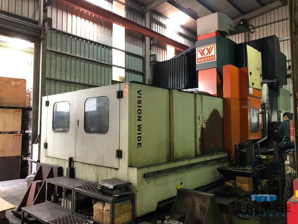 VTEC-NF-3223AC-Double-Column-Machining-Center