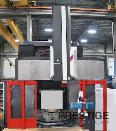 FERMAT-FTL-V2600-90-CNC-Vertical-Boring-Mill-with-Milling