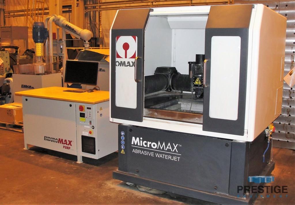 Omax-MicroMAX-Abrasive-Water-Jet