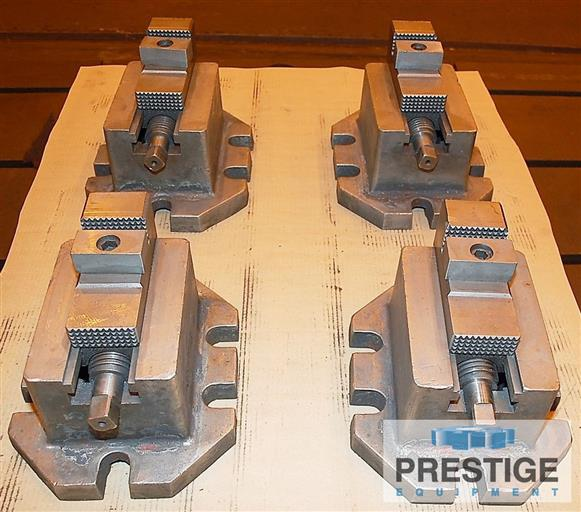 Chuck Jaws, Face Plate Type For Vertical Boring Mill-30191a