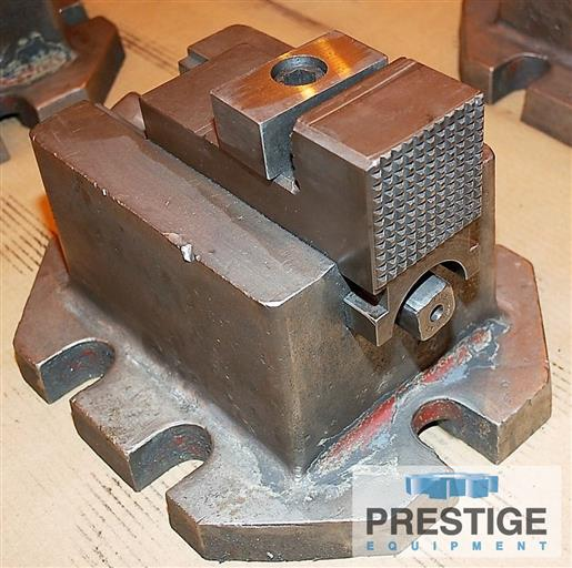 Chuck Jaws, Face Plate Type For Vertical Boring Mill-30191b