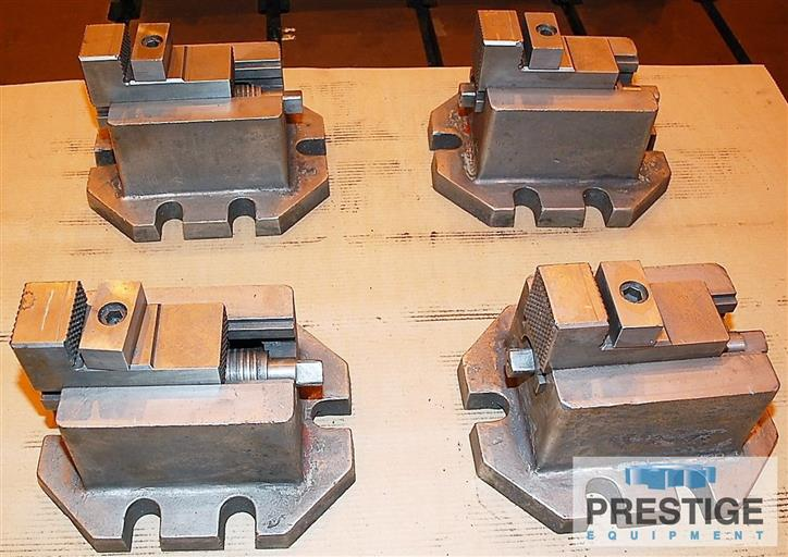 Chuck Jaws, Face Plate Type For Vertical Boring Mill-30191c