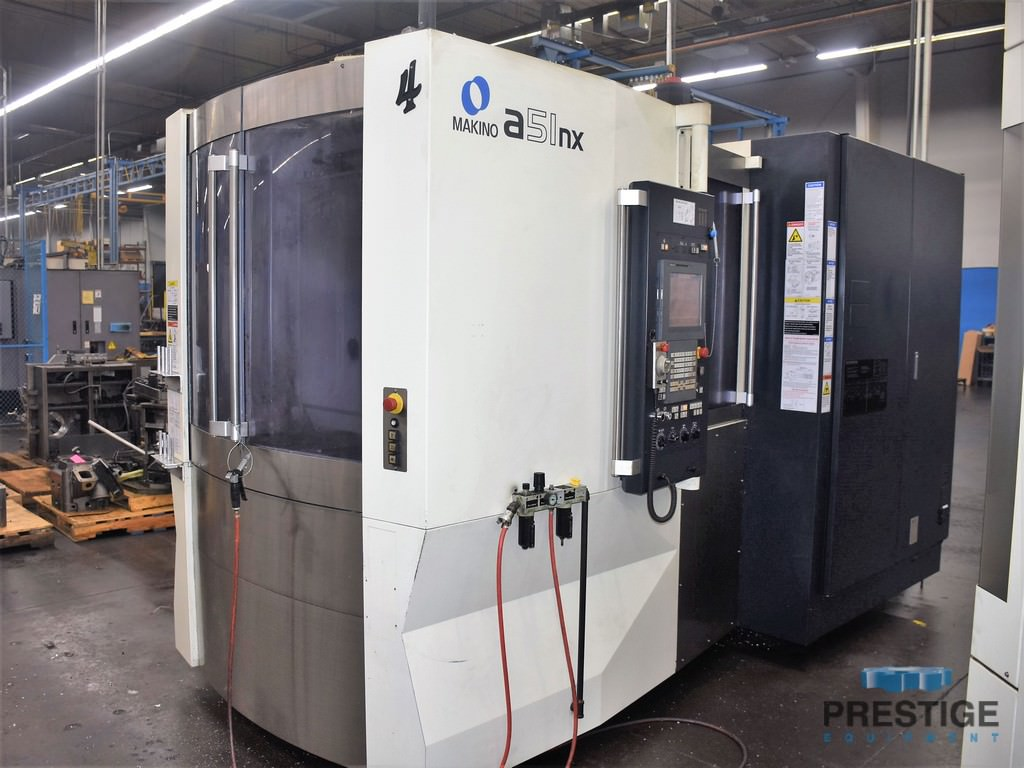 Makino-A51NX-CNC-Horizontal-Machining-Center