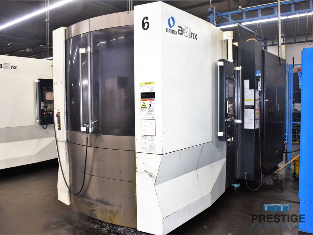 Makino-A61NX-Horizontal-Machining-Center