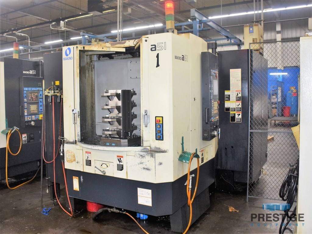 Makino-A51-Horizontal-Machining-Center