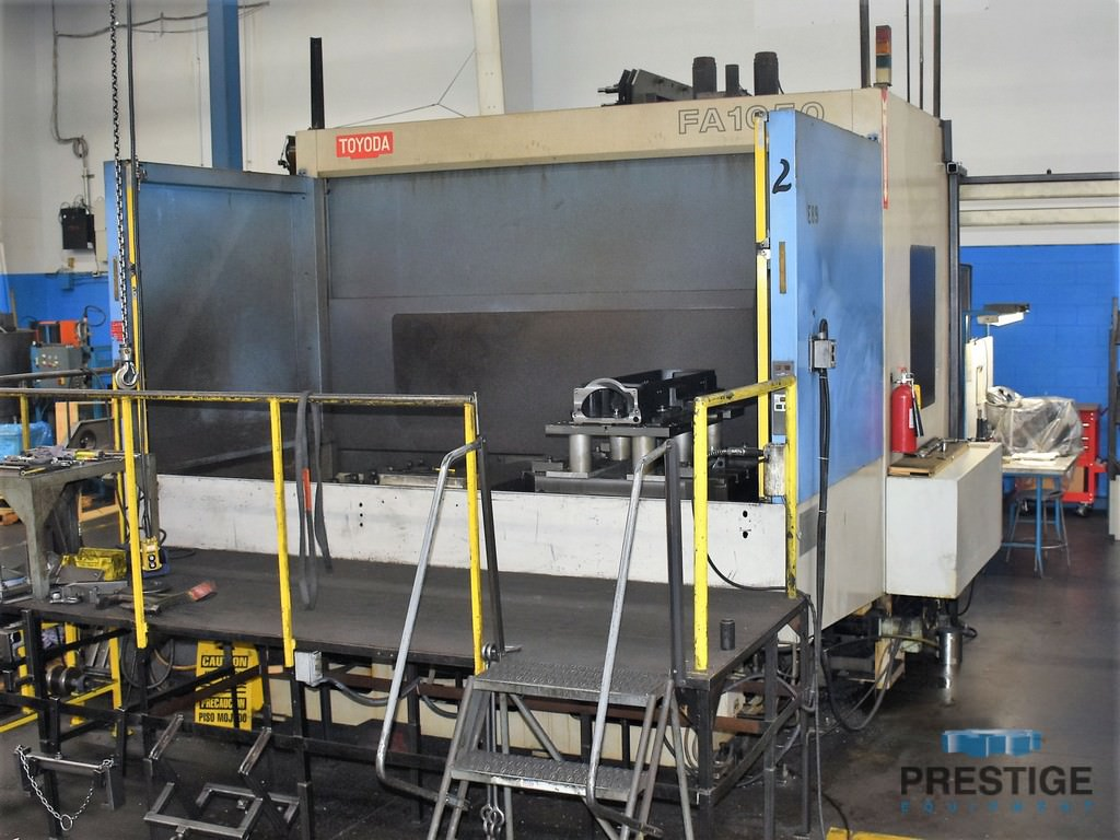 Toyoda-FA1050-Horizontal-Machining-Center