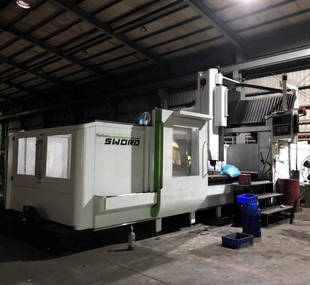 Hartford-SW-426-CNC-Double-Column-Machining-Center