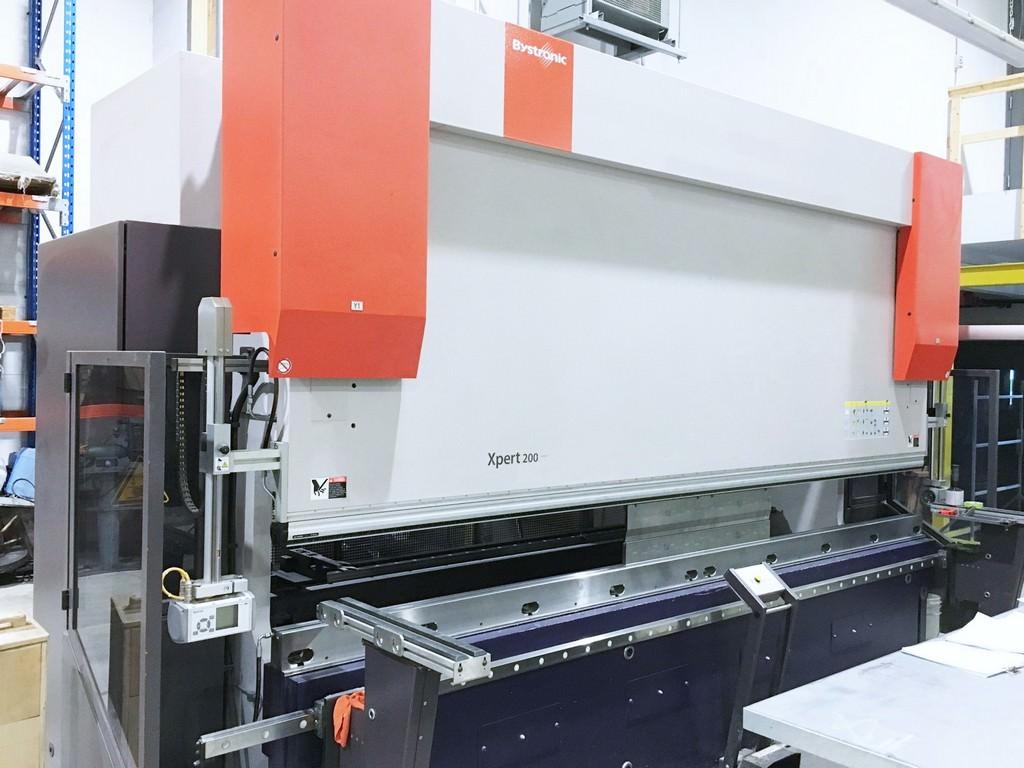 Bystronic-Xpert-200x4100-220-Ton-7-Axis-CNC-Hydraulic-Press-Brake