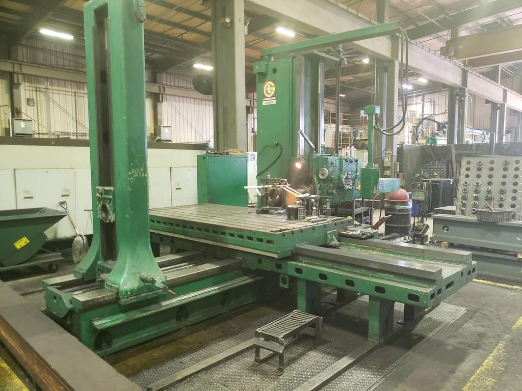 Giddings-&-Lewis-70A-DP5-T-5-Horizontal-Boring-Mill