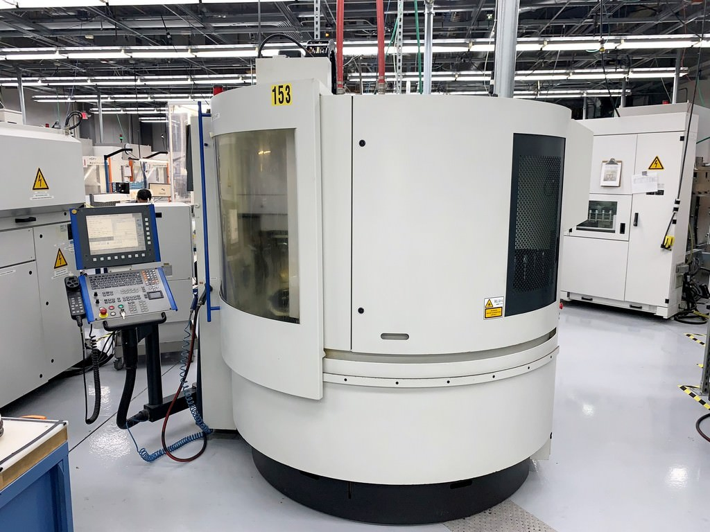 Mikron-HSM-400U-5-Axis-CNC-Machining-Centers
