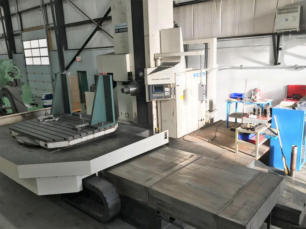 Toshiba-BP-150.R22-5.9-CNC-Table-Type-Horizontal-Boring-Mill