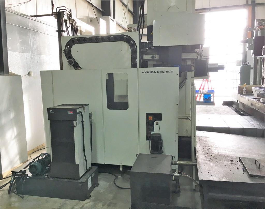 Toshiba BP-150.R22 150 MM  CNC Table Type Horizontal Boring Mill-30229a