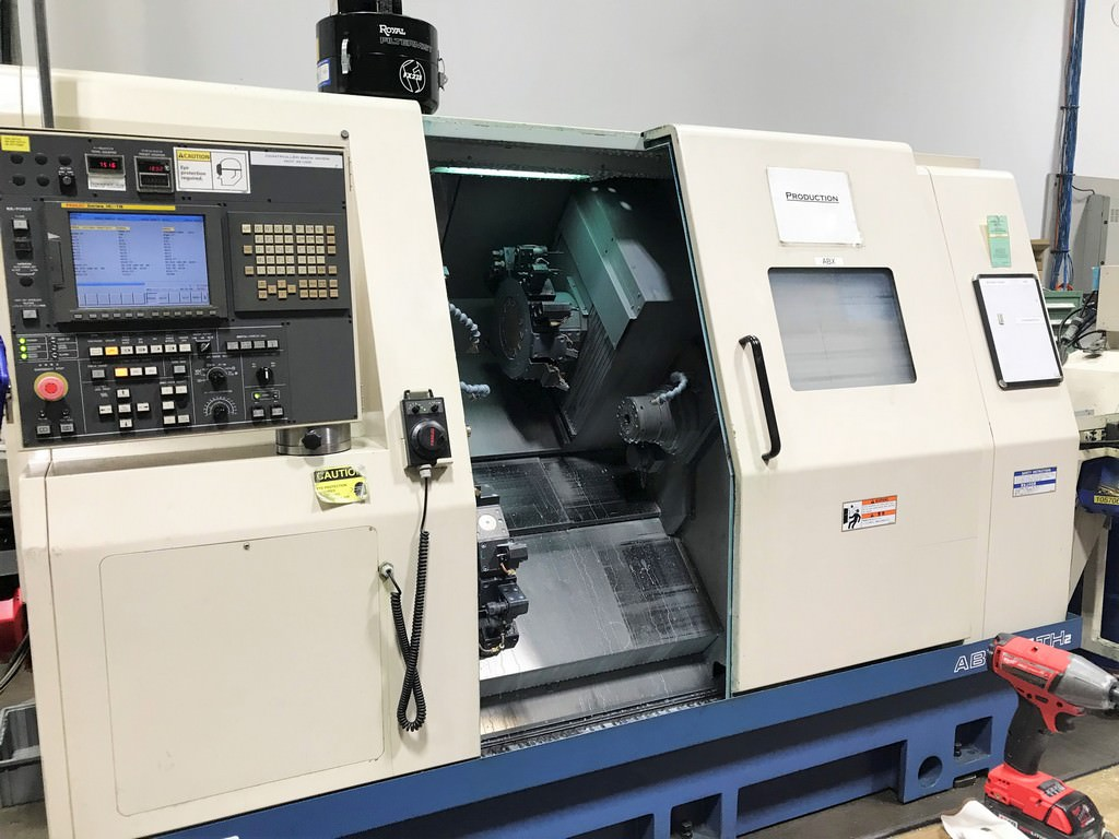 Miyano-ABX-64TH2-CNC-Turning-Center