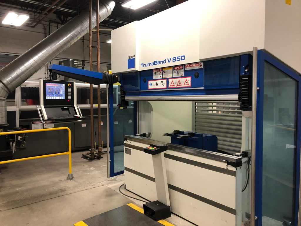 TrumaBend-V850-95-Ton-x-87-8-Axis-CNC-Press-Brake