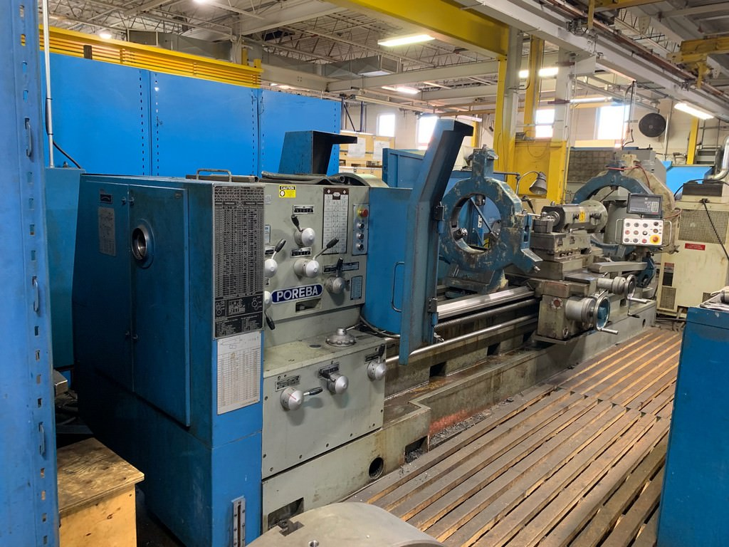 Poreba-TRP-93-36-x-120-Manual-Lathe