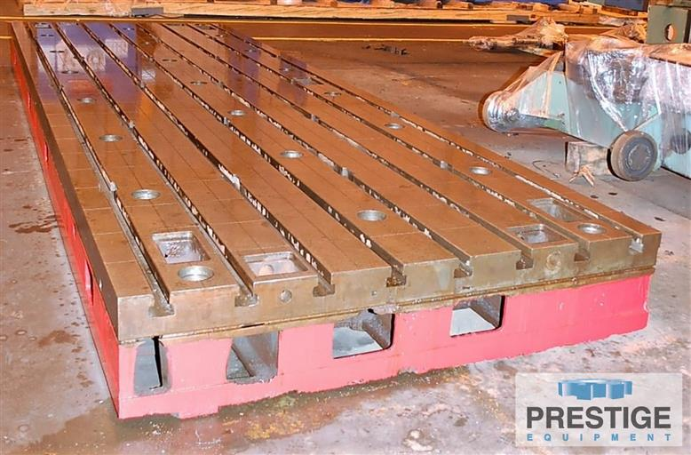 T-Slotted Floor Plates (3) 78