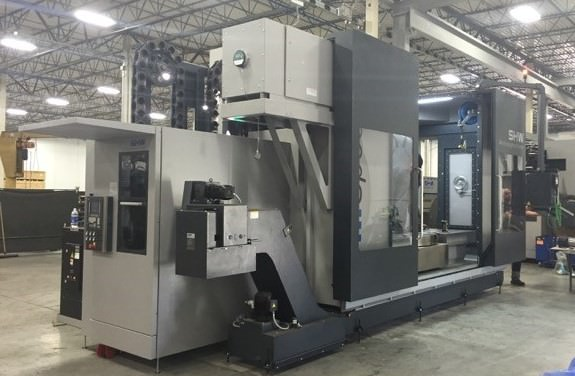 SNH-Unispeed-6-5-Axis-CNC-Machining-Center