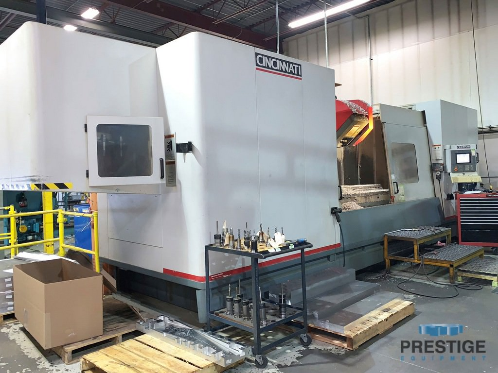 Cincinnati-V5-3000-5-Axis-CNC-High-Speed-Vertical-Machining-Center