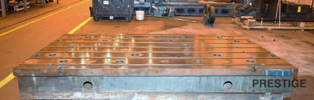 T-Slotted Floor Plates, (4) 69