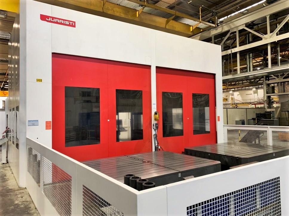 Juaristi-TS-5-5.9-CNC-Horizontal-Boring-Mill-with-Pallet-Changer