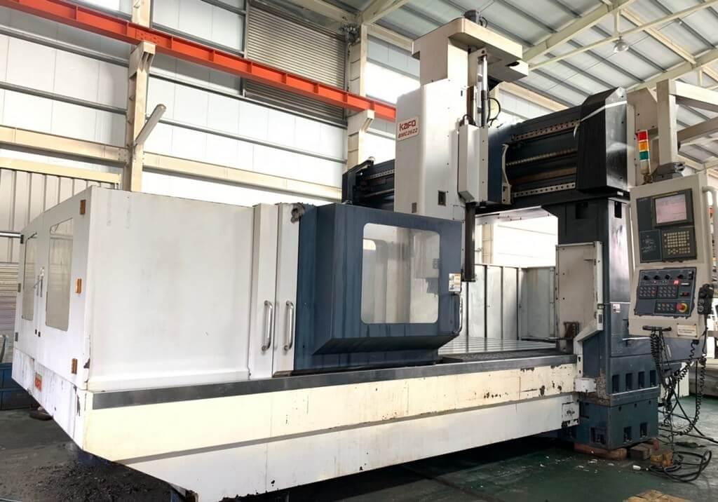 KAFO-BMC-2622-Double-Column-Machining-Center
