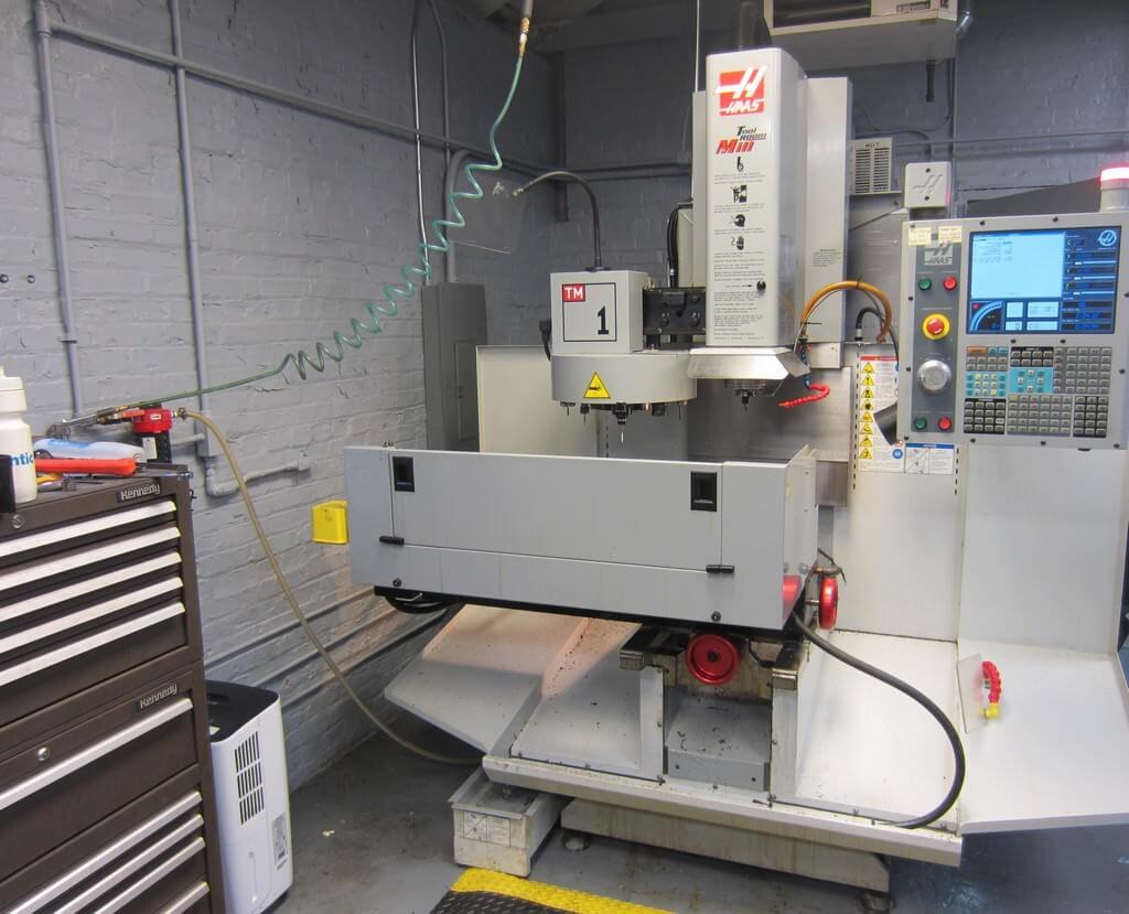 Haas-TM-1P-CNC-Toolroom-Mill