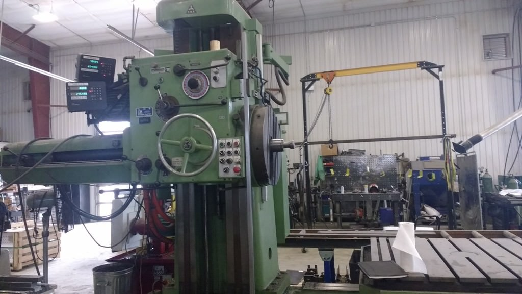 TOS-W-100-4-Table-Type-Boring-Mill