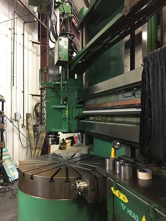 Giddings-&-Lewis-48-4-Axis-CNC-Vertical-Boring-Mill