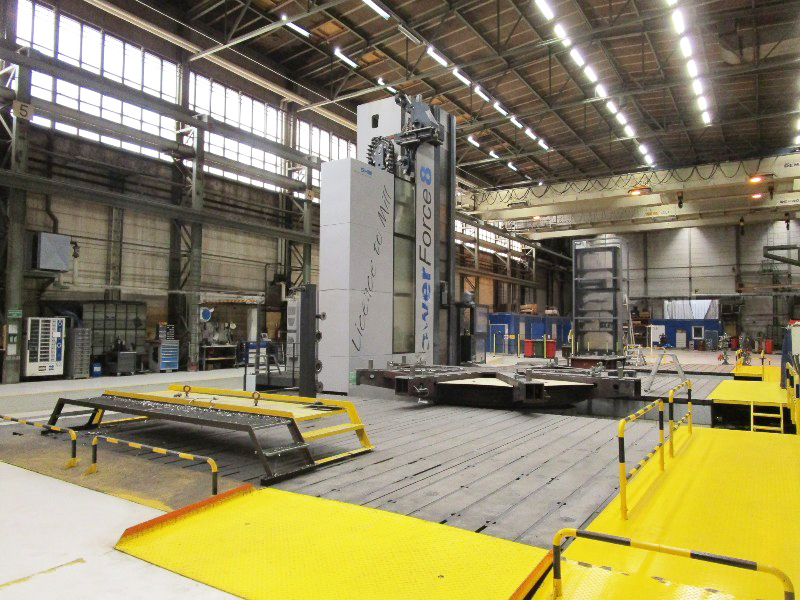 SHW-PowerForce-8-CNC-Floor-Type-Horizontal-Boring-Mill