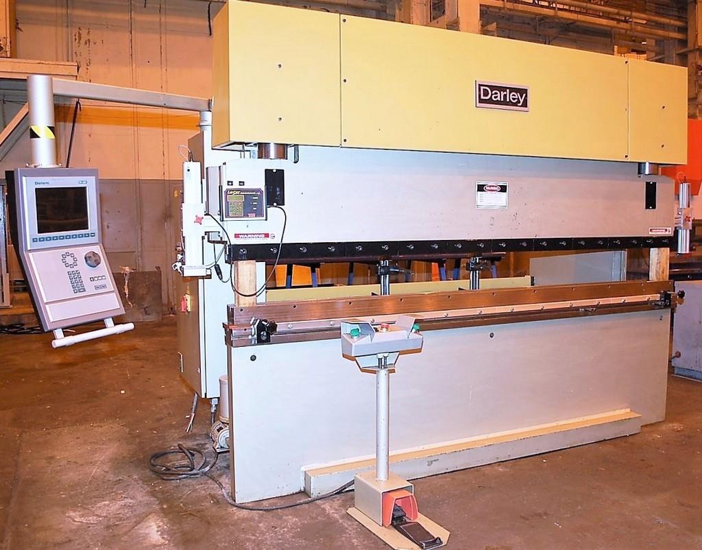 DARLEY-EHP-110-31-25-110-Ton-x-10-4-Axis-CNC-Hydraulic-Press-Brake