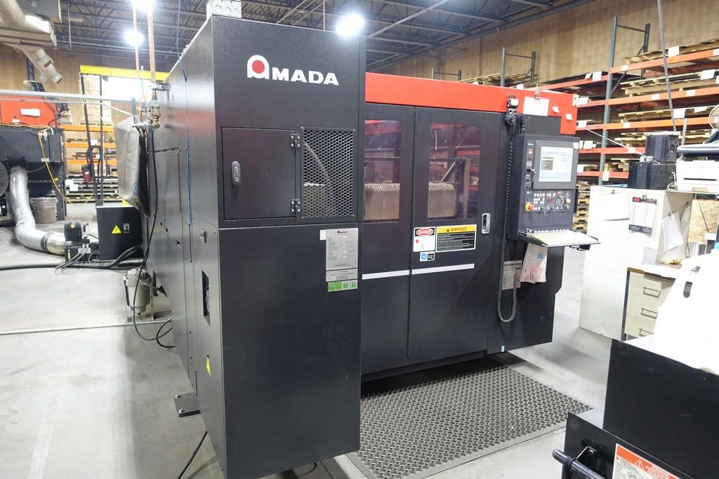 Amada-LCG-3015-3.5-KW-CNC-Laser