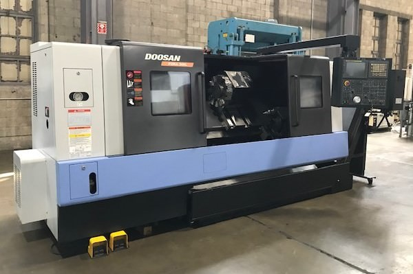 DOOSAN-PUMA-300LC-CNC-TURNING-CENTER