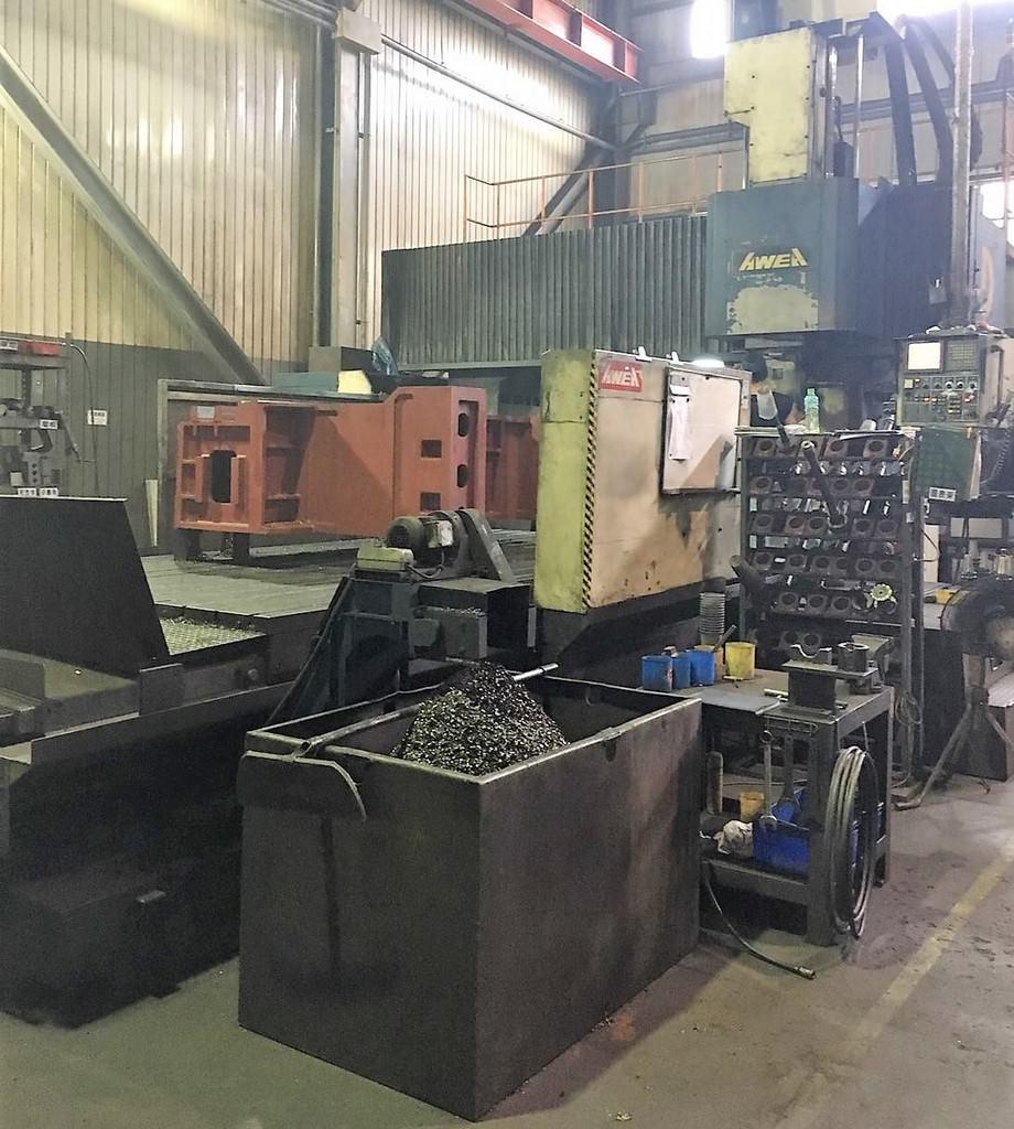 AWEA-LP-5025YZ-CNC-Double-Column-Machining-Center