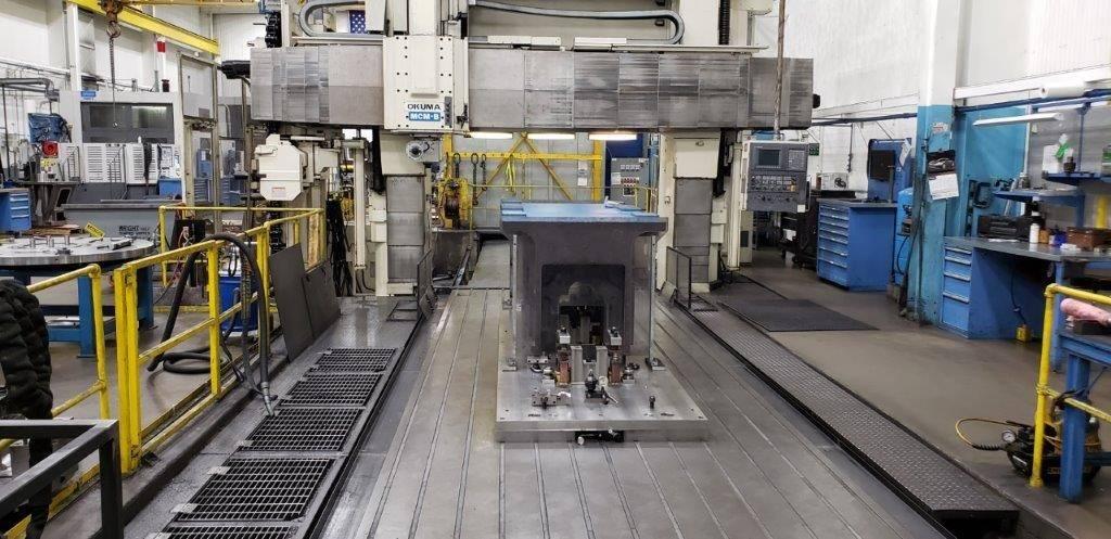 Okuma-MCM-B-Double-Column-CNC-Bridge-Mill