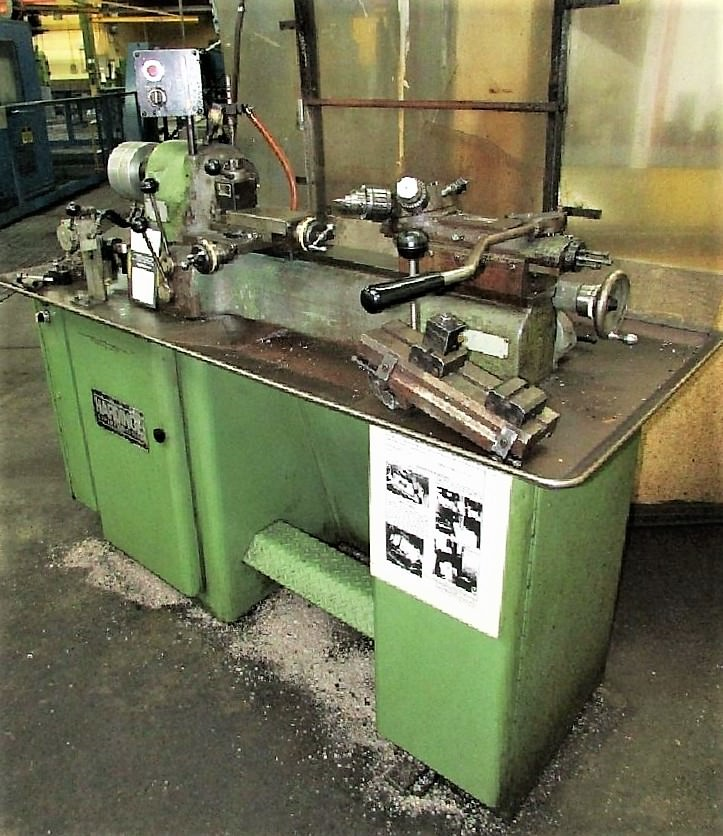 Hardinge-DV-59-DSM59-Speed-Lathe