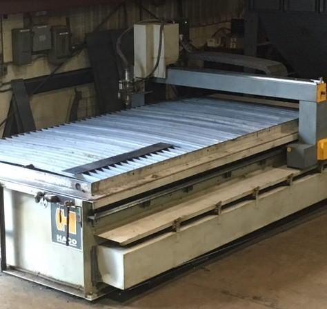 HACO-Kompakt-3015-CNC-Plasma-Cutting-Machine