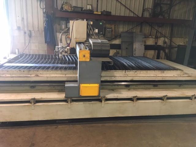 HACO Kompakt 3015 CNC Plasma Cutting Machine-30428a