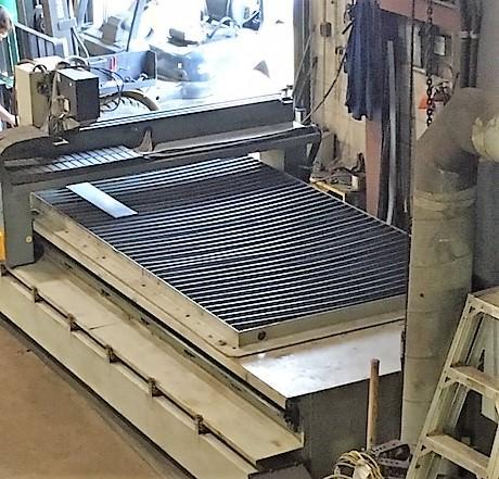 HACO Kompakt 3015 CNC Plasma Cutting Machine-30428b