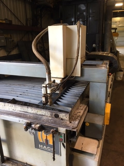HACO Kompakt 3015 CNC Plasma Cutting Machine-30428c