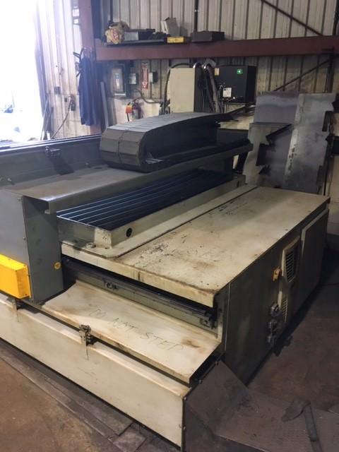 HACO Kompakt 3015 CNC Plasma Cutting Machine-30428e