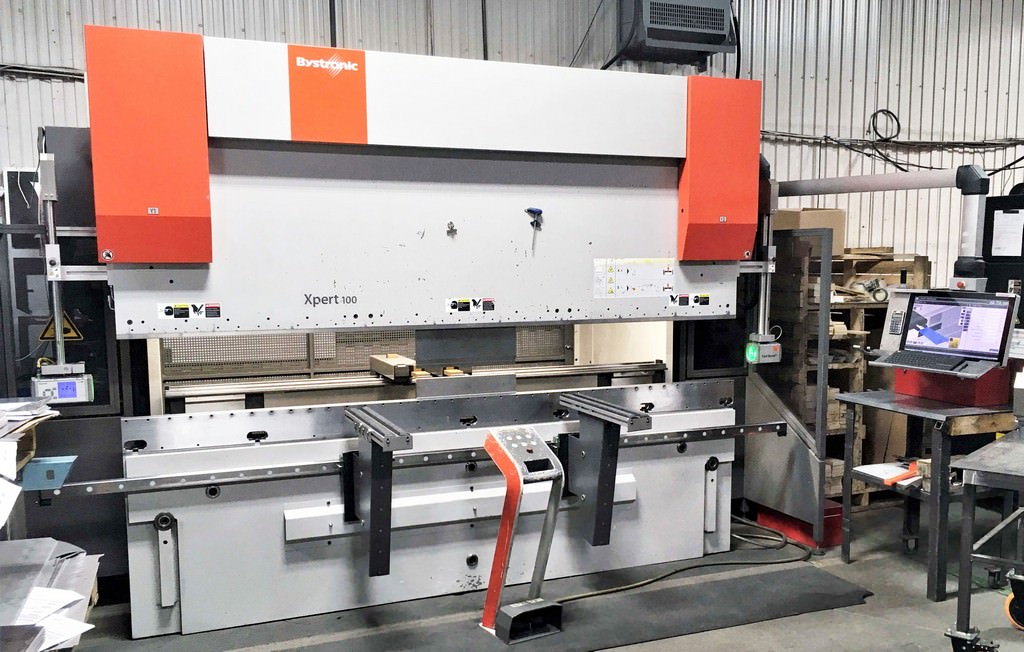 Bystronic-Xpert-100-3100-110-Ton-7-Axis-CNC-Press-Brake