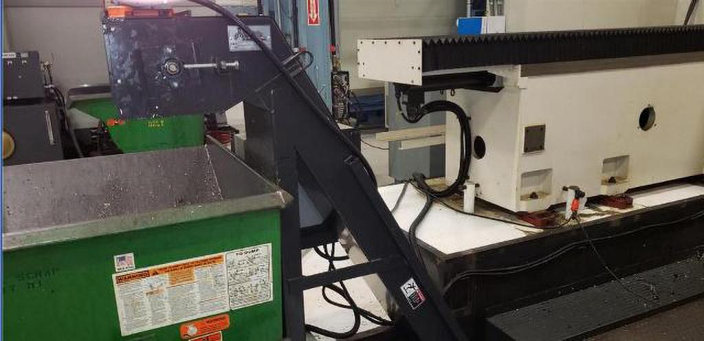Toshiba MCW-4624 5-Axis CNC Bridge Mill -30448d